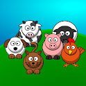 Baby Tap Animal Sounds icon