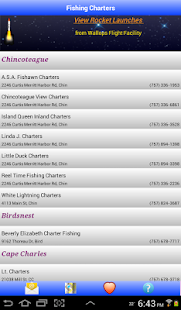 Chincoteague/ES Visitor Guide - screenshot thumbnail