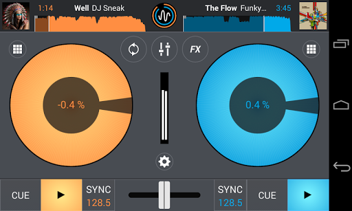 Cross DJ-Mix your music 2.0.1.apk free download cracked on ...