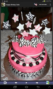 Cake Images With Name Prasad : Happy Birthday Cake Designs - Android Apps on Google Play