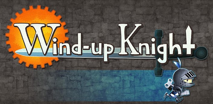 لعبة Wind-up Knight