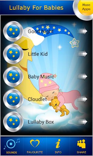 【免費音樂App】催眠曲嬰兒-APP點子