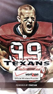 Houston Texans Mobile App - screenshot thumbnail
