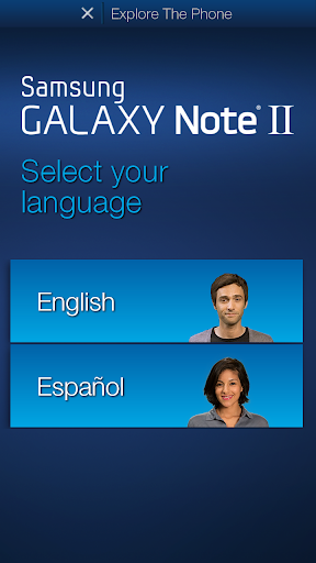 Galaxy Note 2 Tour Guide