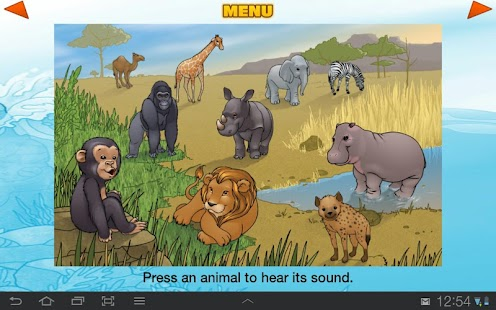EarlyZoo - 80 Animals for Kids - screenshot thumbnail