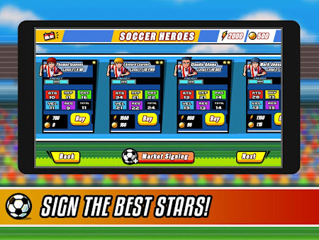 Soccer Heroes RPG 1.1.0 screenshot 38022
