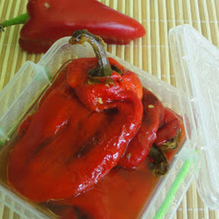 Grilled Pepper Salad – Salata De Ardei Copti Recipe