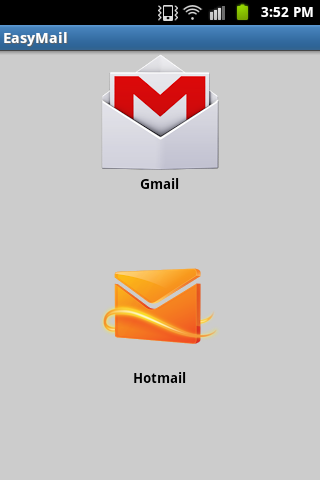 EasyMail - Low Memory Email