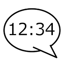 RabiSoft Time Speaker icon