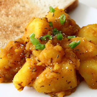 Cumin Spiced Potatoes
