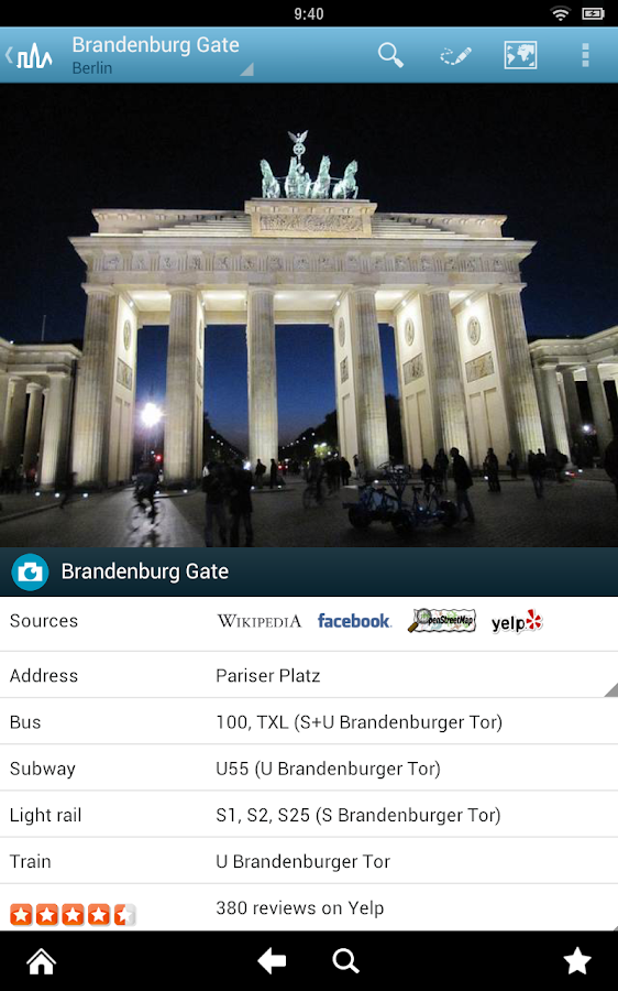 Berlin Travel Guide - screenshot