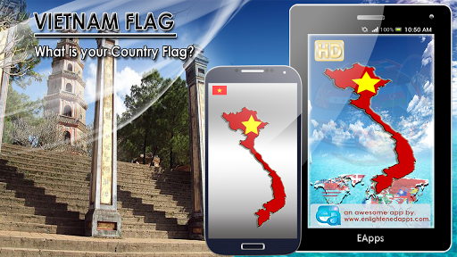 Noticon Flag: Vietnam