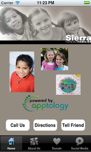 Sierra Forever Families