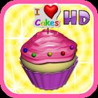 CupCake Design HD - Cake Maker icon