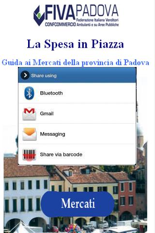 Padova Mercati App