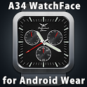 A34 WatchFace for Android Wear icon