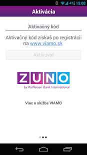 ZUNO VIAMO- screenshot thumbnail