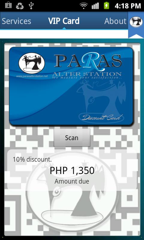 Paras Alter Station- screenshot