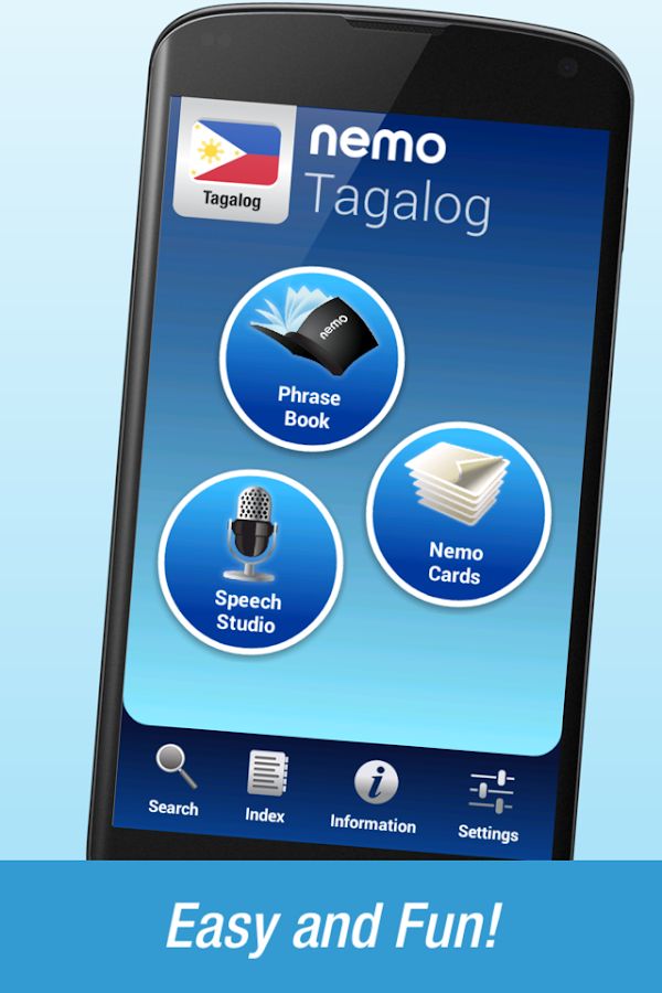 FREE Tagalog by Nemo- screenshot