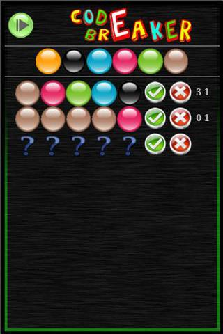 Code Breaker Free- screenshot
