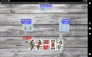 Screenshot of Bierkopf - CARD GAME