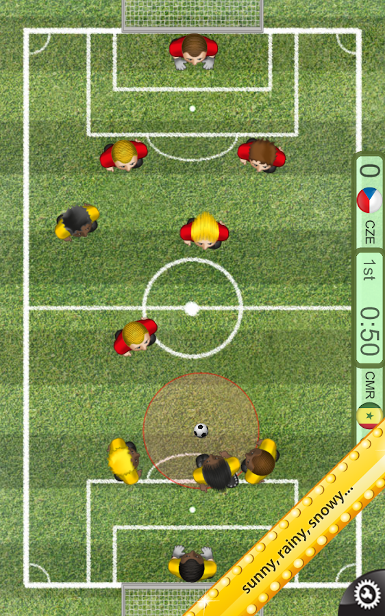 Fun Football Tournament soccer - screenshot