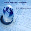 Stock Market Simulator logo