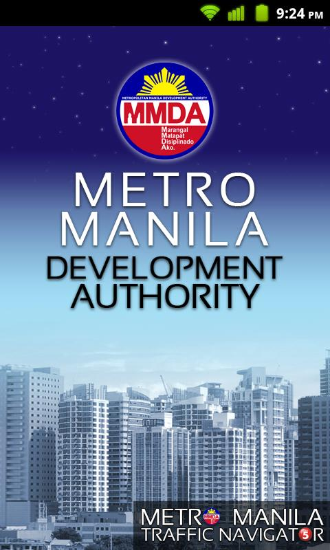MMDA for Android™ - screenshot