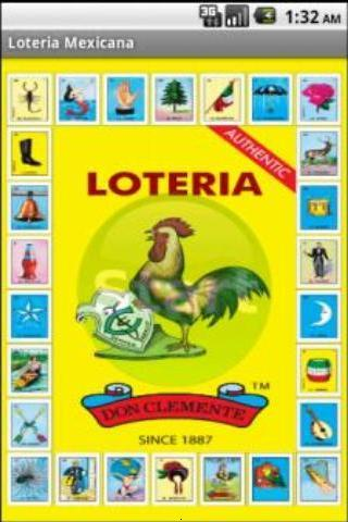 Mexican Loteria Classic