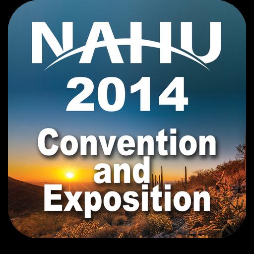 2014 NAHU Annual Convention LOGO-APP點子