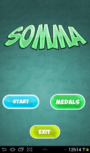 【免費解謎App】Somma-APP點子
