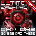 DX/DX2 GO SMS Pro logo