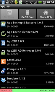 Ad Remove Plugin for App2SD - screenshot thumbnail