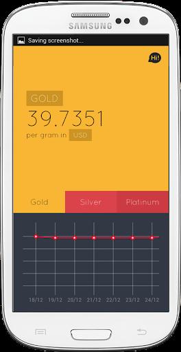 【免費財經App】Gold Price+-APP點子