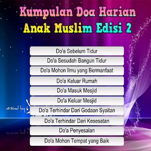 doa doa anak for PC and MAC