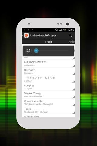 Simple MP3 Audio Player PRO
