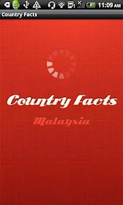 Country Facts Malaysia screenshot 1