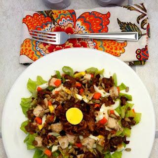 High Protein Salad.