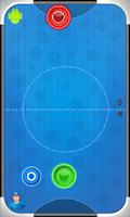 Screenshot of Glow Hockey : MultiPlayer