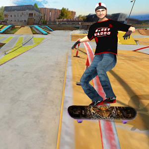 Skate Stunt 3D for PC and MAC