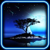 Night Ocean live wallpaper