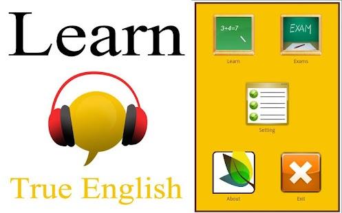 Learn English Conversation :AR - náhled