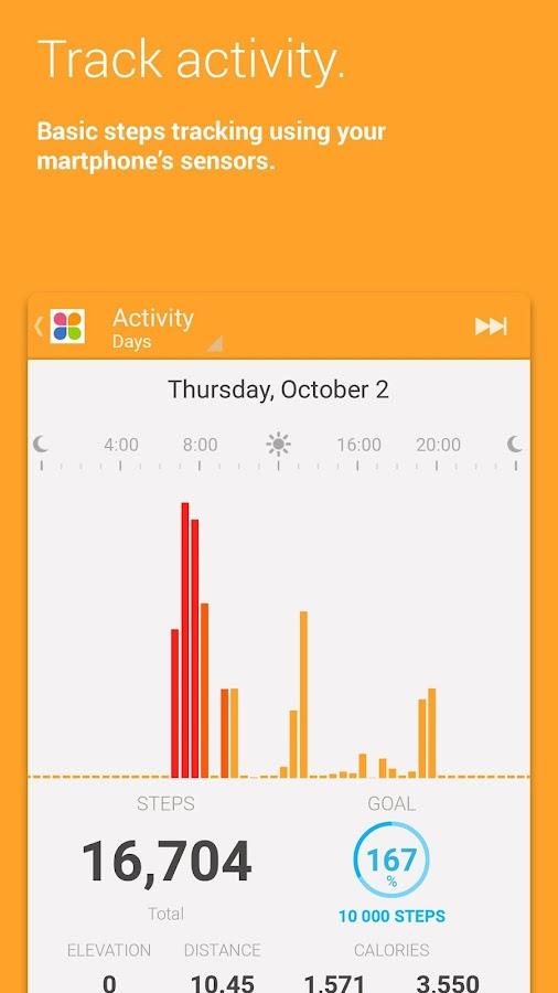 Health Mate - screenshot