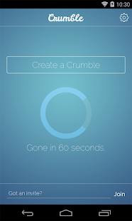 Crumble Messenger - screenshot thumbnail