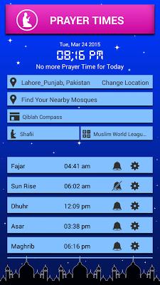 Prayer Times & Qiblah Compass on Google Play Reviews   Stats