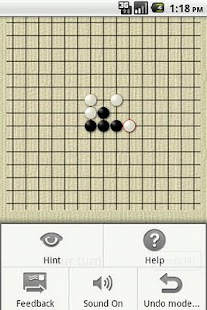 Gomoku Master - screenshot thumbnail