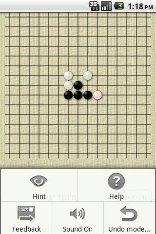 Gomoku Master - screenshot