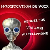 Modification de voix