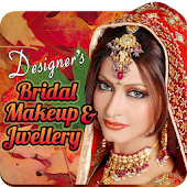 Bridal Makeup and Jewellery