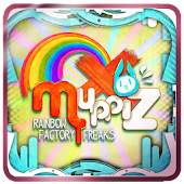 Muppiz: Rainbow Factory Freaks